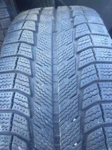 4 - Michelin X-Ice Winter Tires with Excellent Tread - 235/60 R18