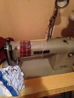 Commercial Industrial Sewing Machine