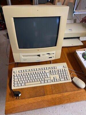 RARE Apple PowerMacintosh 5400/180 Computer & Epsom Stylus Color 600 printer