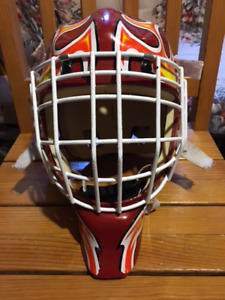 ICE HOCKEY GOALIE MASK for sale - only $60.