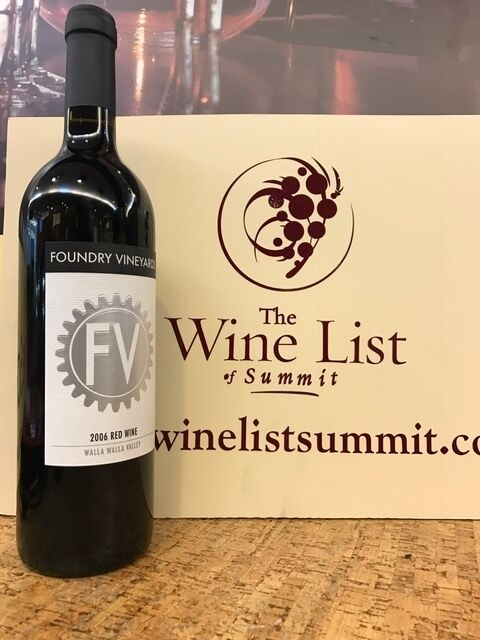 Foundry Fire Red Blend
