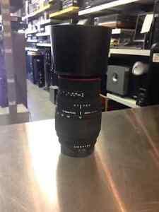 Objectif Caméra réflex Sigma 70-300mm pour Pentax 119.95$!