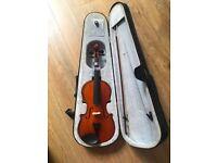 Primavera 3/4 violin (with carry case)
