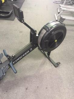 EX-DEMO CONCEPT2 ROWER with PM5 COMPUTER