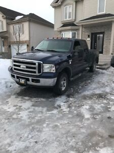 2005 Ford F-250 Camionnette Super Duty 4 x 4