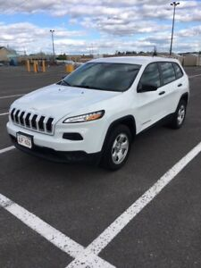 REDUCED!!! - ONLY $20,775 - 2016 JEEP CHEROKEE SPORT 4X4