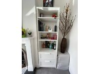 Ikea billy bookcase (shelving+drawers)
