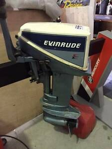 15 hp outboard motor for sale boats jet skis gumtree for Evinrude outboard jet motors for sale