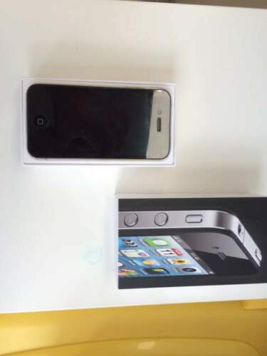 Apple Iphone i phone 4 8gb 8 gb nero black