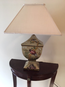 Pretty Table Lamp