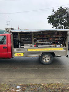 Gut Wagon Food Truck for sale
