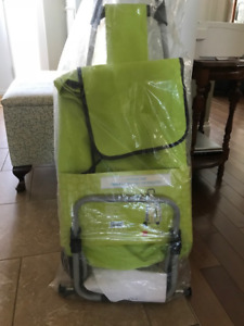 Brand New Portable Shopping Cart (in Packaging)