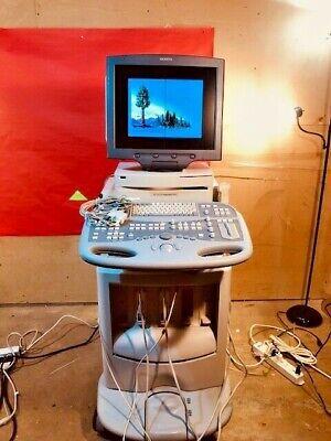 Acuson Sequoia C256 Ultrasound Machine With 2 Probes 3v2c6l3 1182