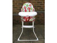 Red Kite High Chair