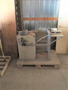 Woodworking / Industrial Dowel Inserter $650