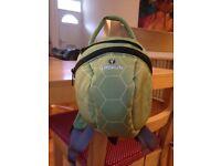 LittleLife Toddler Day Sack - Turtle