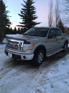 2010 Ford F-150 SuperCrew XTR Pickup Truck 5.4L engine