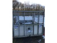 Ifor Williams Caged Trailer Gd85
