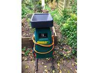 2400W Garden Shredder- PowerBase brand Good Working condition