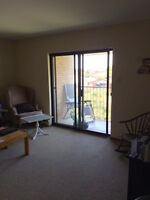 1 Bedroom with balcony - Security Building