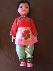 Dolls - Japanese Squaw Ceramic Troll Gonk 70's Vintage Mount Lawley Stirling Area Preview