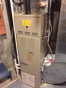 75,000 BTU Ducane Natural Gas Furnace