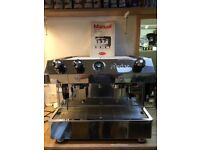 For sale Fracino 2 Group Semi-Auto Coffee Machine for a Cafe Restaurant or Catering