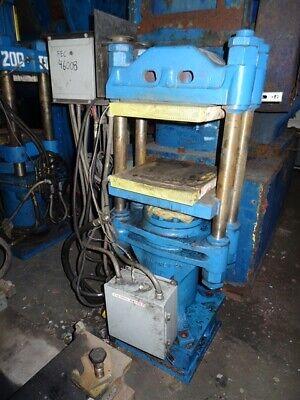 F H Maloney 4-post Hydraulic Molding Press B32645