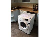 Samsung, 9kg ecobubble washing machine, perfect condition
