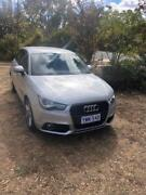 MY12 Audi A1 Ambition 1.4L Turbo Kaleen Belconnen Area Preview