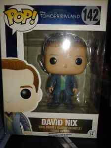 Disney TomorrowLand David Nix Funko POP Vinyl Figure Cambridge Kitchener Area image 1