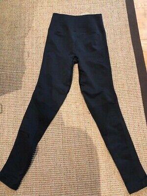 NEW *Lululemon* Zoned in Tight Dark Slate Gray YOGA LEGGING - Size 6