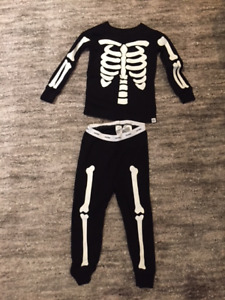 Gap Skeleton Costume 18-24 months