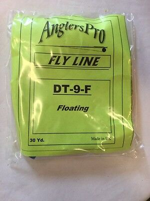 - AIRFLO DOUBLE TAPER DT-9-F FLY LINE TAN