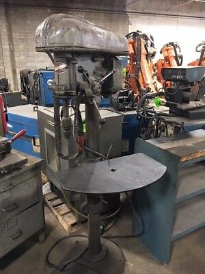 Delta Drill Press 480 Three Phase