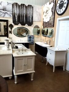 Renovation Sale!Up to 50%off  Selected Bathroom Vanity  Models!