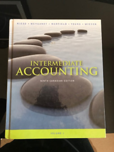Selling Intermediate Accounting Textbook, 9th Edition, Vol. 1