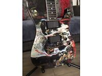 ESP LTD Slayer South of Heaven Electric Guitar (with ESP hard case & Certificate of Authenticity)