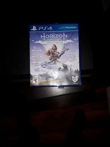 Horizon Zero Dawn Complete Edition Used Once