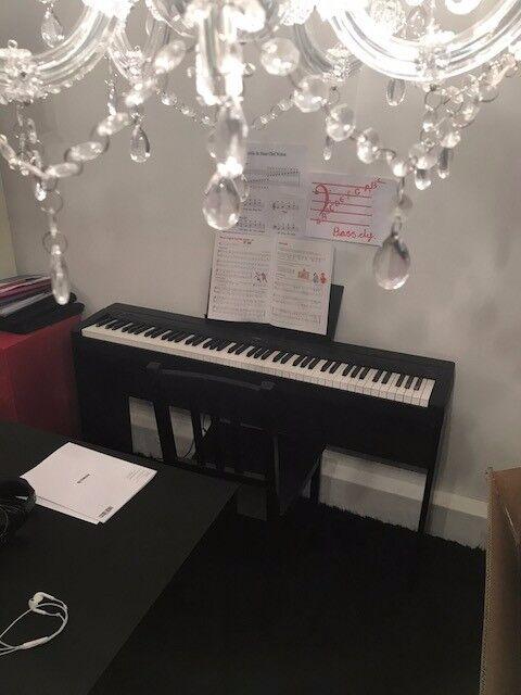 Yamaha p-45 Piano BRAND NEW, IN BOX | in Victoria, London | Gumtree