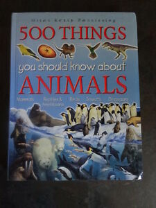 500 Things you Should Know About Animals Kitchener / Waterloo Kitchener Area image 1