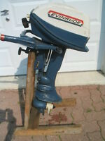 Evinrude Outboard Motor 6 hp