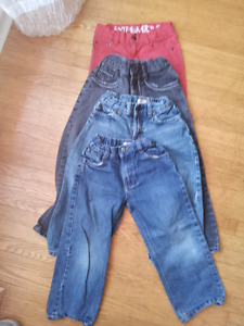 4 pairs of Boys 4T pants