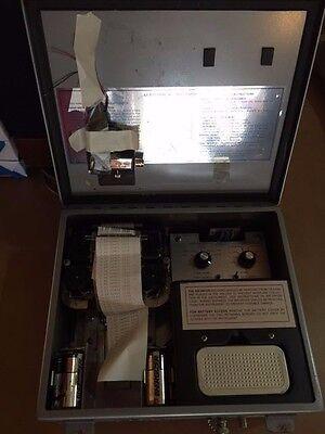 Li-cor Data Printing Integrator Li-550 Untested