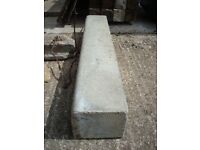 Kerb Blocks Stones concrete