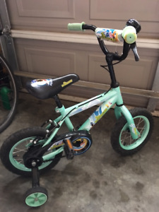 Toddler bicycle - Backyardigans theme