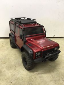 Traxxas TRX4 Used. RC