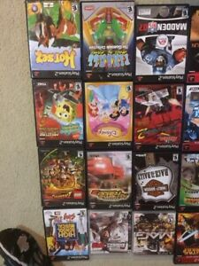 Video Games Assorted