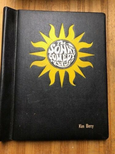 KEN BERRY SONNY BONO COMEDY REVUE TV SCRIPT