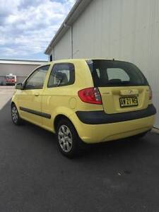 2009 Hyundai Getz S 1.4L 4 Cylinder - 3 Door - Manual Waratah Newcastle Area Preview
